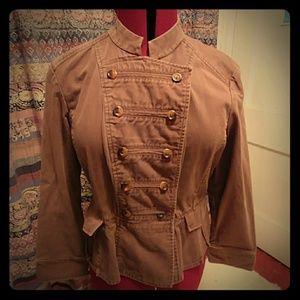 🌈💖💎SuPER CuTE MOSSIMO military coat!!